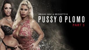 Abigail Mac Is Caught In Bridgette B's Web In Pussy O Plomo Part 3