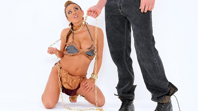 Brazzers - Princess  Mia Lelani CaughtMia Gets All Oiled Up