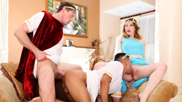 Devils Film - Kat Monroe Went To A Toga Party In Bi-Sexually Active