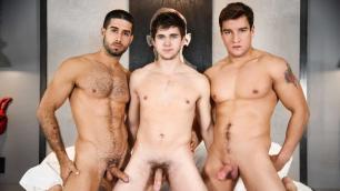 Men - Horny Husbands Needed Hard Sex Diego Sans , Jordan Boss , Will Braun
