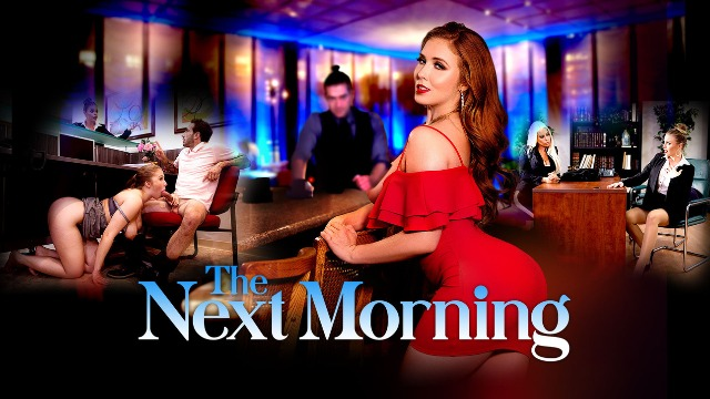Digital Playground - Bridgette B, Lena Paul And Other Pornstars On The Next Morning
