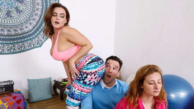 Breathing Sexcercise With Hot Natasha Nice