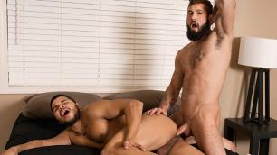 Bromo - Strong Guys Jeff Powers And Kaden Alexander In Fuckboy