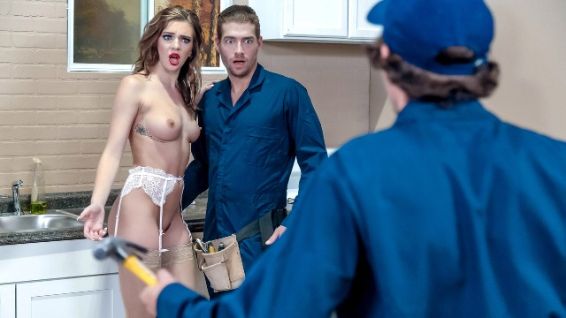 The Gang Makes A Porno With Petite Tiffany Watson: A DP XXX Parody Episode 4