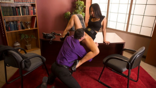 Wicked - Deception, Scene 5 Asa Akira Office Anal