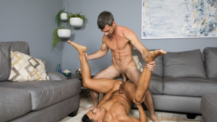 Seancody - Daniel And Asher: Bareback And Hard Cock