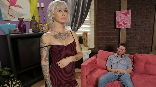 Wicked - Roomies, Scene 1 Kleio Valentien Face Fuck