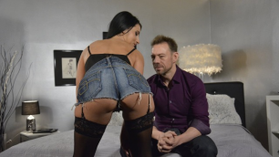 Danejones - Anal Sex After Naughty Spanking Nelly Kent Gets An Orgasm