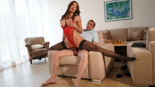 Mom XXX - Anal For MILF Kitana Lure In Erotic Lingerie