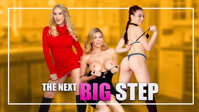 DigitalPlayground - Alexis Fawx Aria Alexander Brandi Love Eliza Jane The Next Big Step