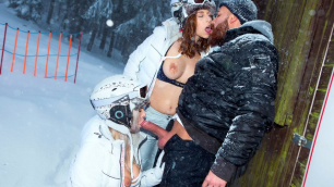 DigitalPlayground - Ski Bums Episode 3 Hot Antonia Sainz And Nikky Dream