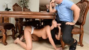 Brazzers - Obedient Sofi Ryan Goes Wild !