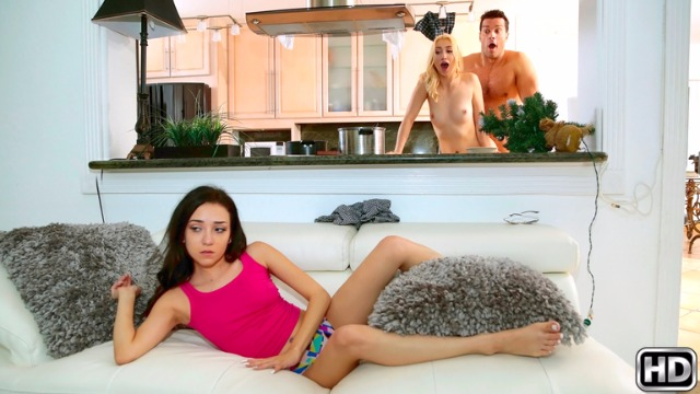 After The Party, Sierra Nicole Decided To Have Sex With Her Friend's Father