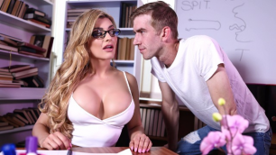 My Girlfriend Carla Pryce, The Lessons of the Emergency Blowjob 101
