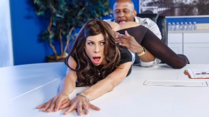 Brazzers - Alexis Fawx Is Not Ready To Join The Pornstar Protection Program
