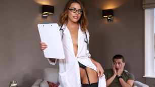 Brazzers - Adriana Chechik Staged Porn Preference Test For Man