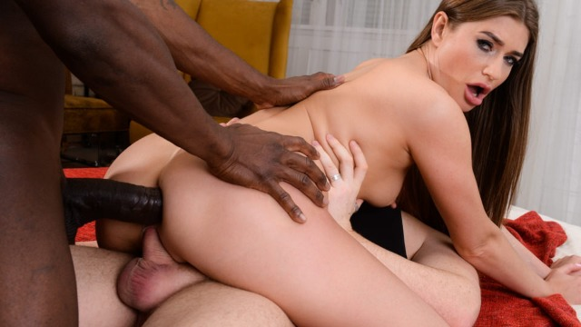 21Sextury - Black And White Guys Bangs Sarah Sultry