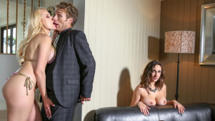 How I Banged Your Mother Ashley Adams: A DP XXX Parody Episode 4