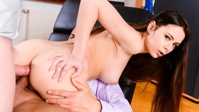Victoria J Has A Bunch Of Tasks In Multitasking Secretary