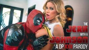 The Jerk With A Johnson And Blonde Jessa Rhodes: A DP XXX Parody