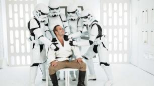 Men - Star Wars 4 : A Gay XXX Parody Warriors Hector De Silva , Luke Adams , Paddy O'Brian