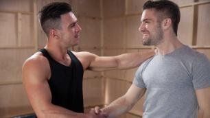 Men - Porn Date Part 1 Anal Adam Wirthmore , Paddy O'Brian