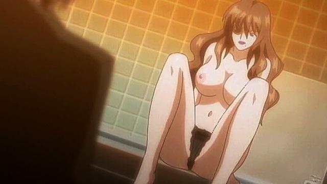 Hentai Pros - Reiji Finds Comfort In The Arms Of Busty Widow In Kara No Shojo 1