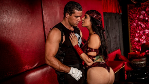 Wicked - Deadpool XXX - An Axel Braun Parody, Scene 3 Romi Rain Needs A Big Dick