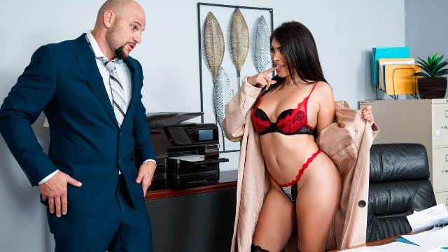 Stephanie West Wants To Get Revenge In Payback Served Corporate
