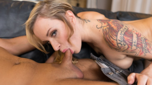 Danejones - Sexy Blonde Angel Piaff Gets Hot Fuck And Footjob