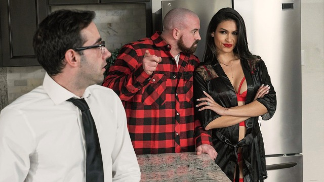 Brazzers - Katana Kombat Is Open To Anything