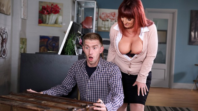 Brazzers - Antique Road Blow From Beau Diamond