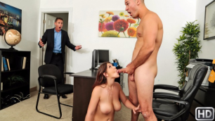 Meet, This Is My Busty Secretary April Dawn And She Knows How To Relieve Stress