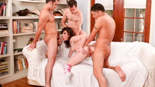Devils Film - Jennifer White Was Initiated Into Students Through University Gangbang 8