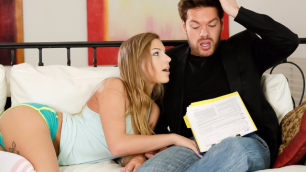 Devils Film -  Don't Tell My Wife I Boffing With Babysitter Sydney Cole 20