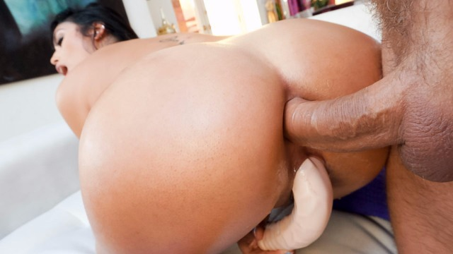 Evil Angel - Cuban Girl Vanessa Sky Nasty Anal Training