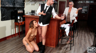 Eve Ellwood Would Rather Fuck Than Work In Wet Bar