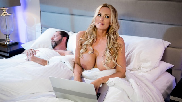 Brazzers - Stormy Daniels's Small Secret