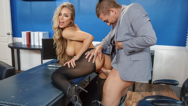 Nicole Aniston Will Do Anything In Summertime And The Livin Is Sleazy