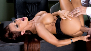 Buxom Madison Ivy In Wingmen - Episode 4 - Rebel Without A Cause