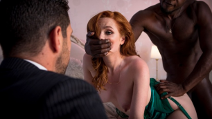 Babes - Redhead Wife Ella Hughes In Pale In Comparison