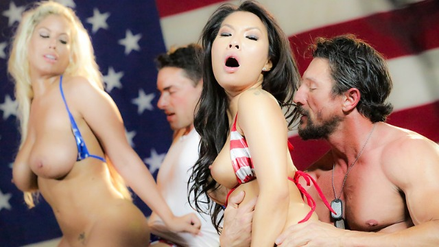 Wicked - Magic Mike XXXL A Hardcore Parody, Scene 7 Asa Akira, Bridgette B. 69