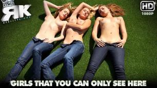 Girls Brett Rossi, Dani Daniels And Emily Addison In Kiss And Tell
