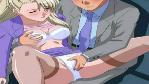 Hentai Pros - Blonde Is Always Piling On The Wor In Legend Of The Pervert 1
