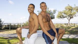 Seancody - Maddox And Blake : Bareback Sexual Mulatto