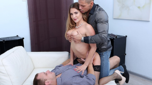 The Rule Of Three Obviously Applies To Sex For Ellen Betsi Scene 4