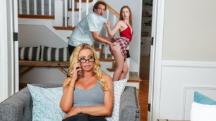 Reality Kings - Sex Therapy Danni Rivers With Stepmom Briana Banks