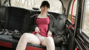 Fake Taxi - Sweet Angelina Took His Dick In Her Pink Pussy