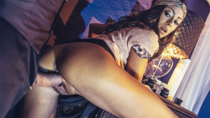 Fakehub Originals - Cassie Del Isla Has A Premonition Of Guy Fucking Her Hard