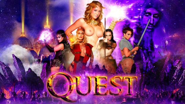DigitalPlayground - Quest - the Sword of Ultimate Game Breaking.